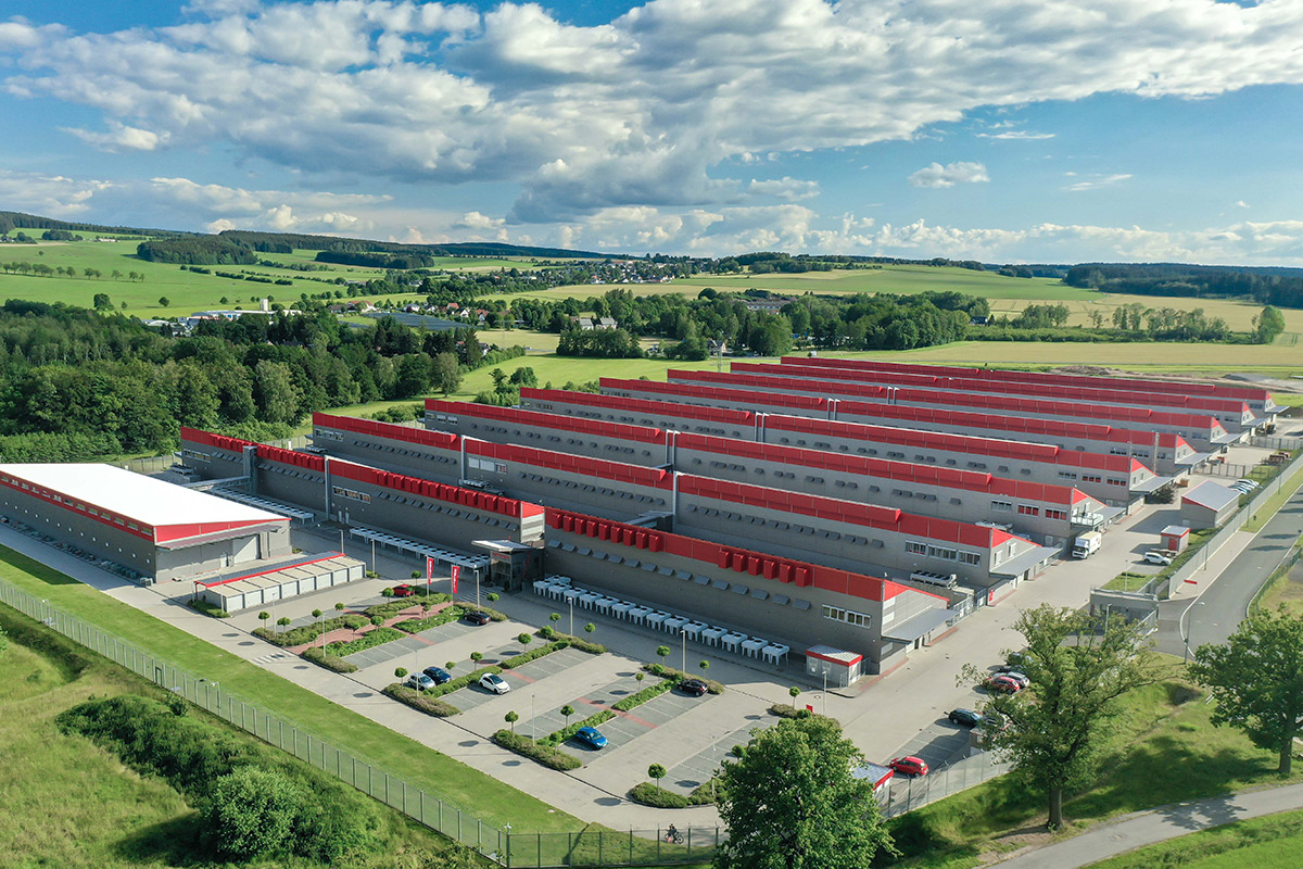 Datacenterpark Hetzner Online GmbH